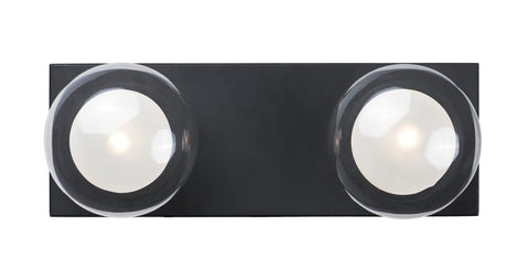 Pod LED 2-Light Wall Sconce