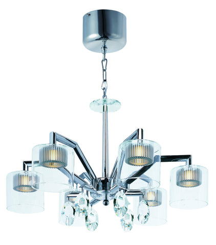 Cyborg 6-Light Chandelier