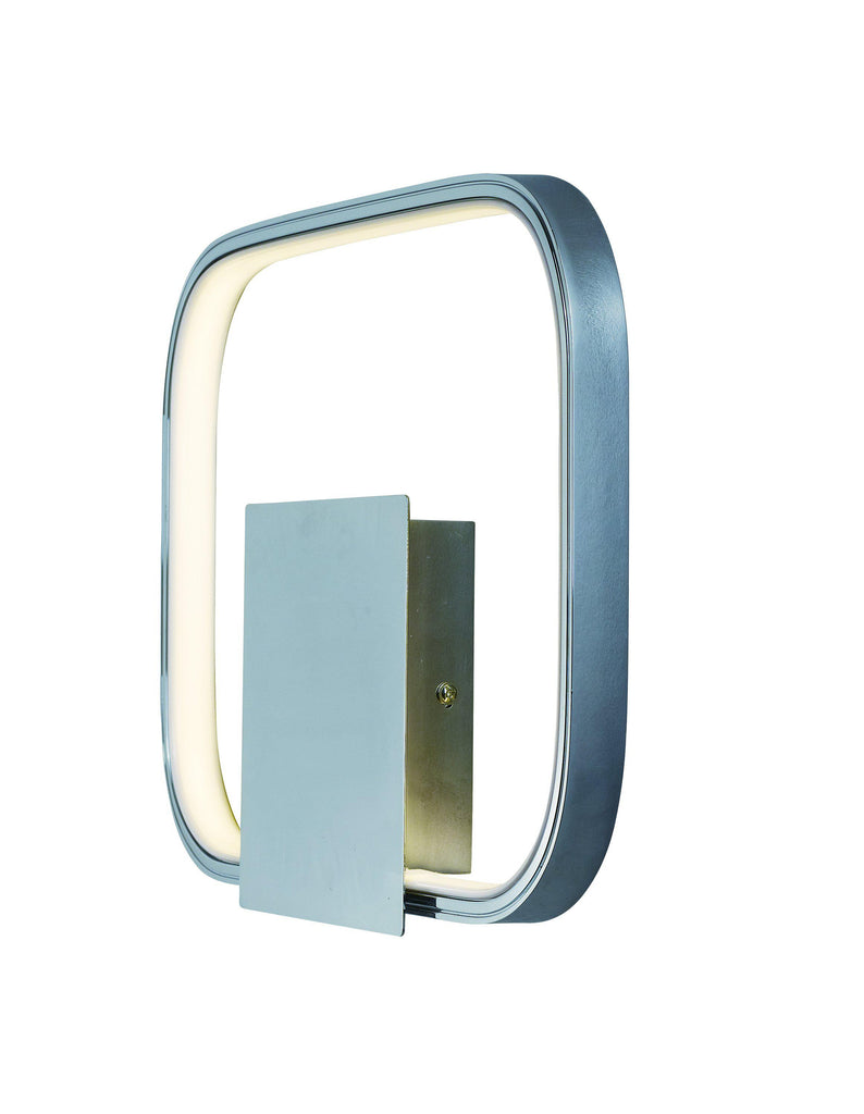 Squared LED Wall Sconce