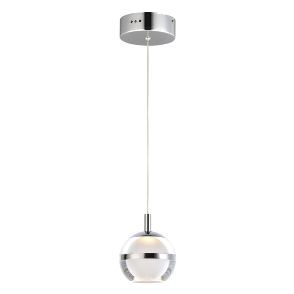 Swank 1-Light Pendant
