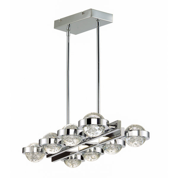Cosmo LED 8-Light Pendant