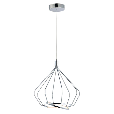Tilt LED 1-Light Pendant
