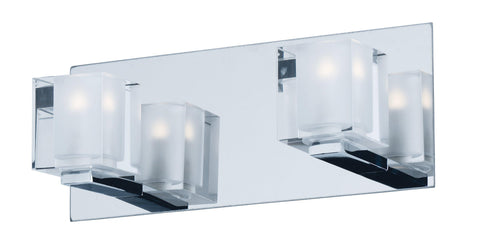 Blocs LED 2-Light Wall Mount