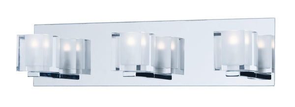 Blocs LED 3-Light Bath Vanity