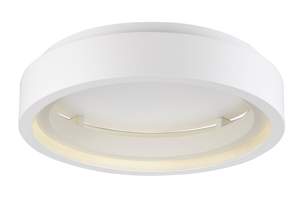 new products 1b222 3793c i-Corona LED Flush Mount with Philips Hue