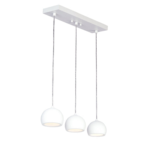 Alumilux LED 3-Light Pendant