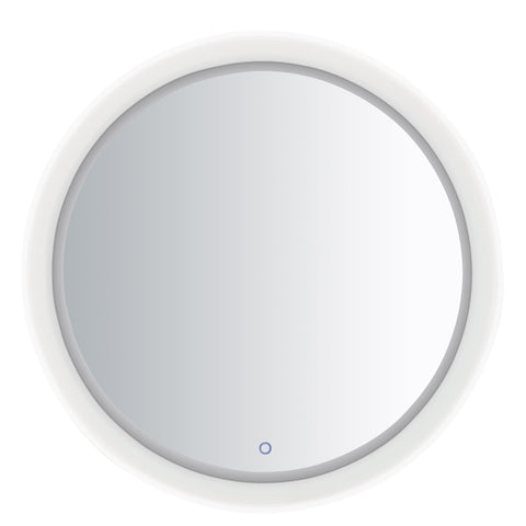 Acrylic LED Round Mirror