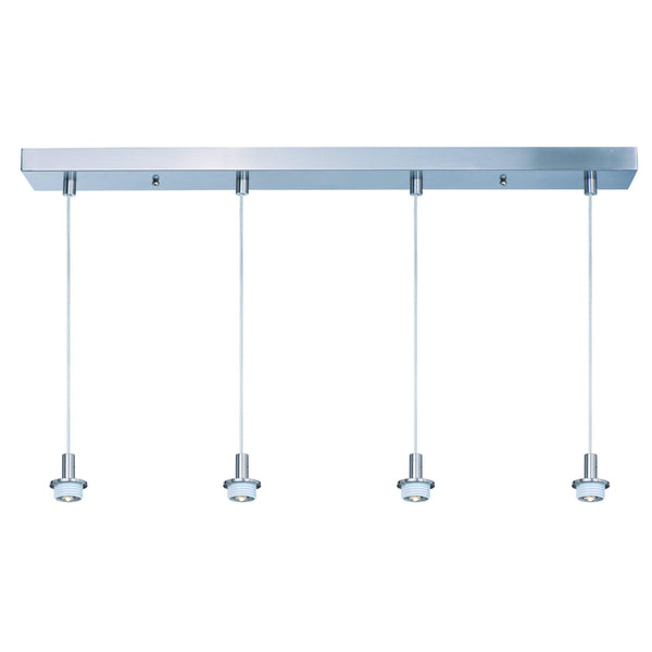 Carte LED 4-Light Pendant
