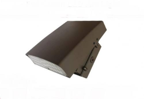 LED WALL PACK ADJUSTABLE FULL CUT 80W