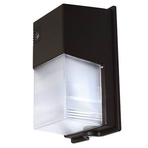 LED WALL PACK 30W, 2400LM, WITH PHOTOCELL