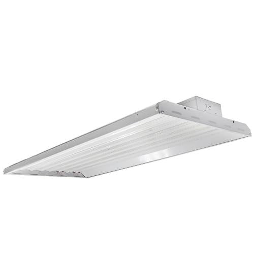 4FT Linear LED High Bay Light LED Shop Light Fixture 425W 57451lm 0-10V dimmable UL & DLC Premium 1700W Fluorescent Equiv. Commercial Warehouse Light