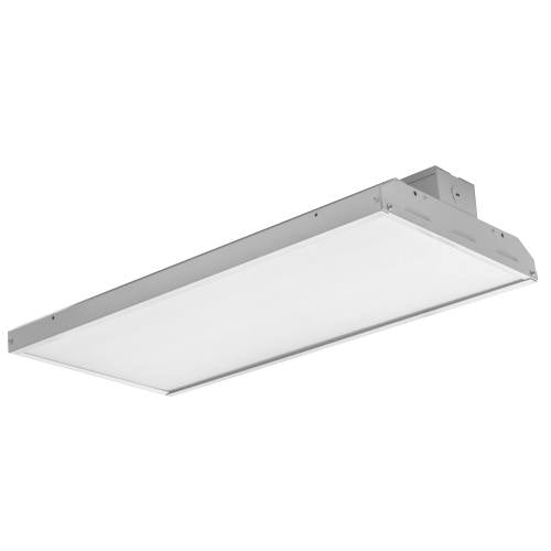 2FT Linear LED High Bay Light LED Shop Light Fixture 90W 12600lm 0-10V dimmable UL & DLC Premium 400W Fluorescent Equiv. Commercial Warehouse Light