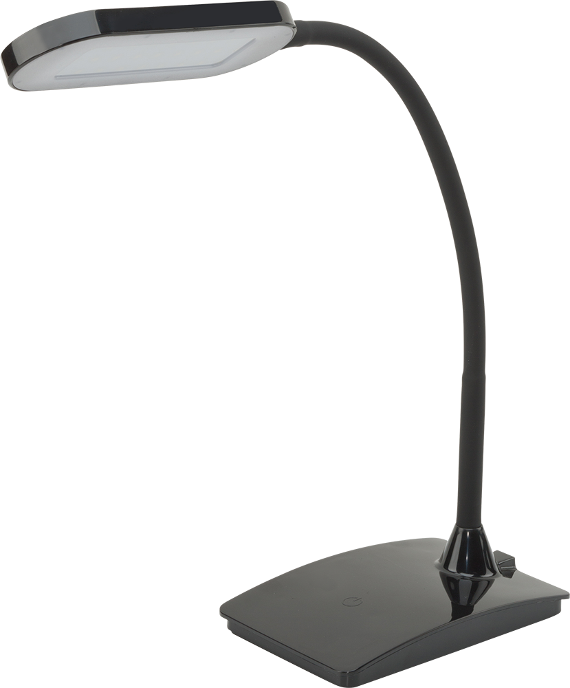 Ledquant Dimmable Eye Care Led Desk Lamp Flexible Neck Touch Control Non Lighting Controller Usb