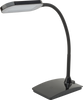 LEDQuant Dimmable Eye-Care LED Desk Lamp (Flexible Neck, Touch Controller, USB cable, No Flickering, No Ghosting)