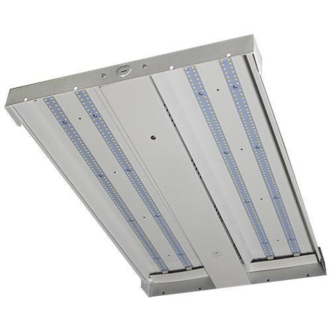 High Efficiency High Bay LED Lighting - 137 Lumen per Watt, 0-10V Dimmable, UL & DLC Premium - Linear High Bay - LED Warehouse Lights