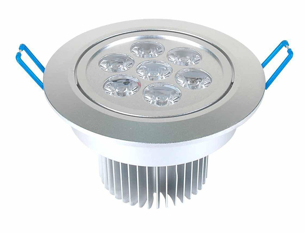 LEDQuant 7 Watt Dimmable Recessed LED Lighting Fixture Recessed Downlight Warm White  sc 1 st  LEDQuant & LEDQuant 7 Watt Dimmable Recessed LED Lighting Fixture Recessed Downl