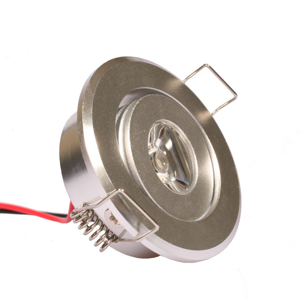 1 Watt Recessed Led Lighting Fixture Recessed Downlight