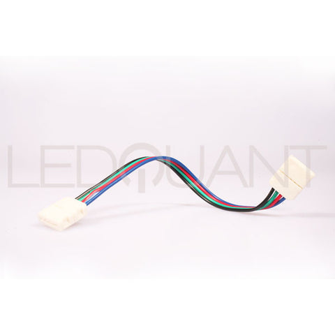 LED strip connector adapter for flexible smd 5050 led rgb strips light