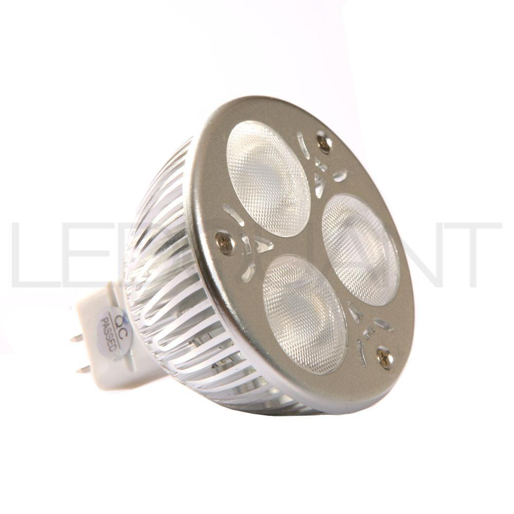 Dimmable MR16 6W CREE High power LED Spot Light Bulb, Warm White, Energy Efficient