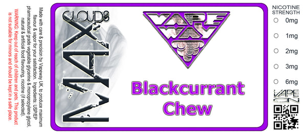 Blackcurrant Chew