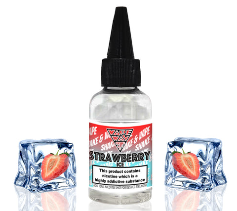 Strawberry Ice E-Liquid