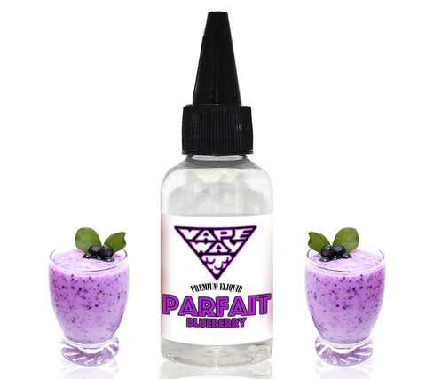 Blueberry Parfait E-liquid