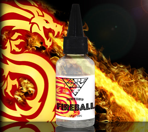 Atomic Fireball E-Liquid Flavour