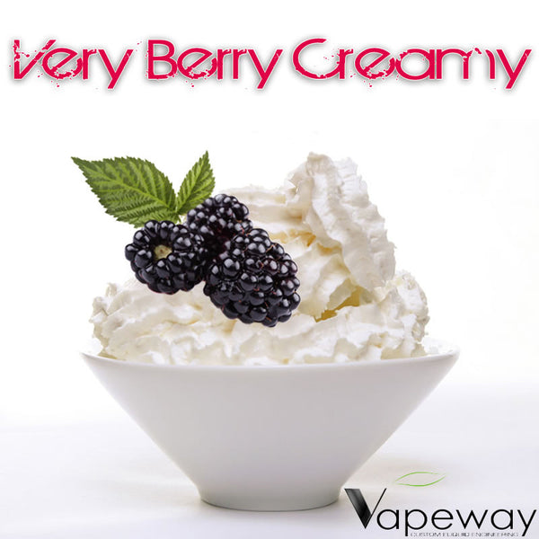 Very Berry Creamy