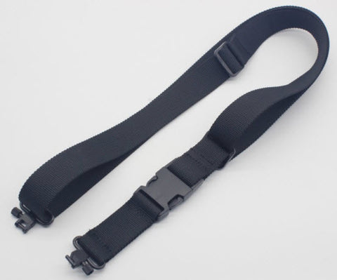 Tactical Nylon Sling Strap with 1.25 Inch Standard Swivel Mount - Mallard Armory