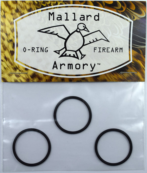 3 Remington O-Ring Barrel Seals for Model 1100 12 GA 11-87 12 Gauge - Mallard Armory
