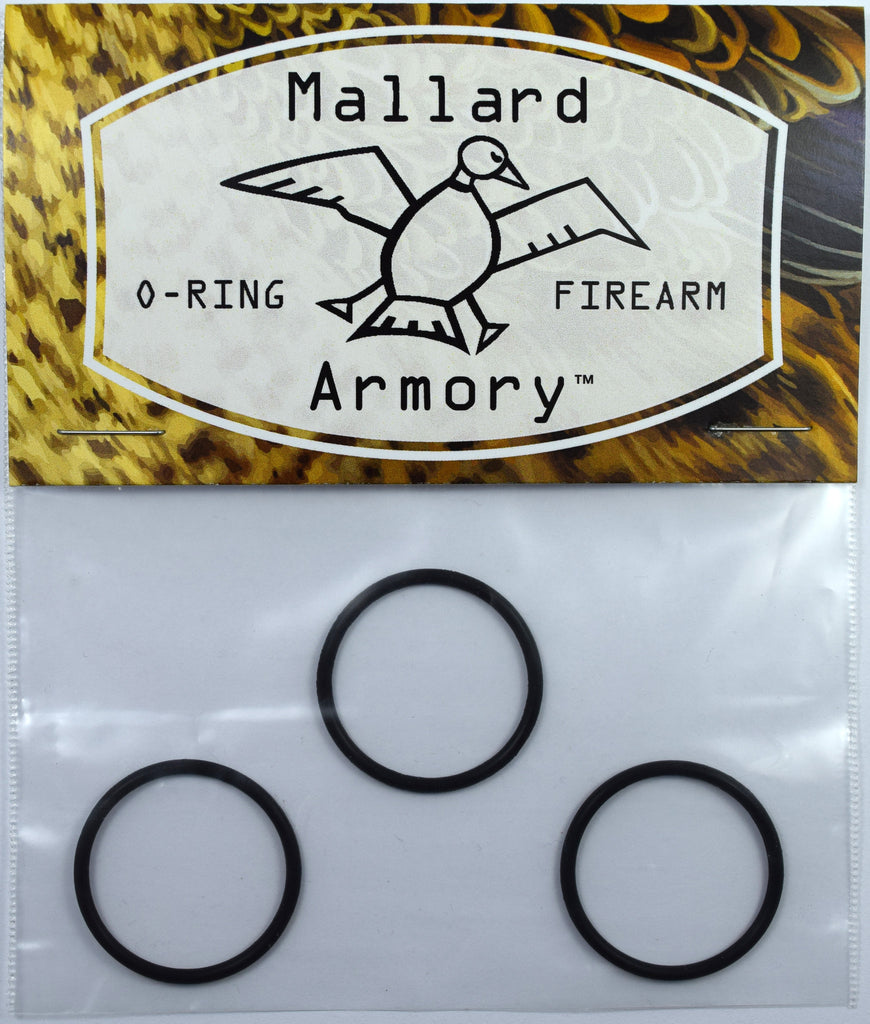3 Charles Daly Semi-Auto 12 Gauge O-Ring Barrel Seals - Mallard Armory