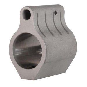"Gas Block Low Profile 0.75"" Steel - Mallard Armory"