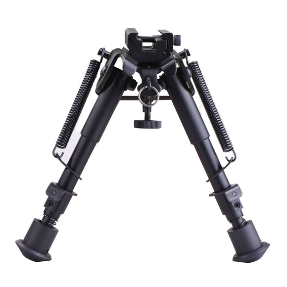 Bipod with Quick Deploy 6 to 9 Inch Legs - Mallard Armory