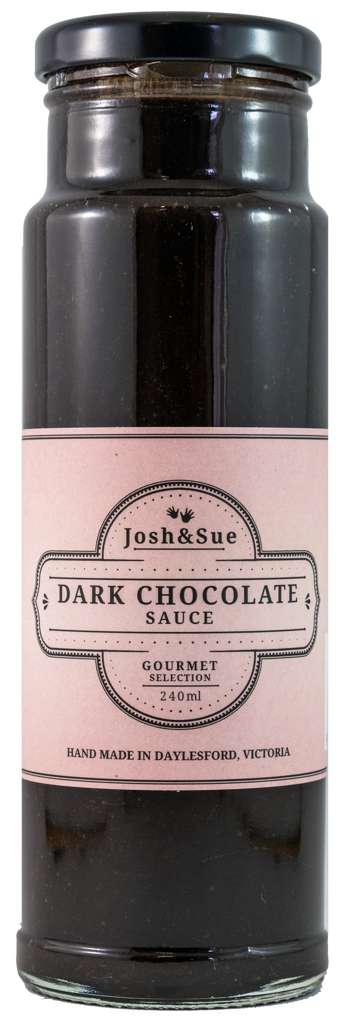 Josh & Sue Dark Chocolate Sauce