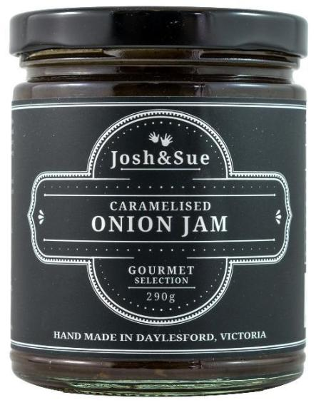 Josh & Sue Caramelised Onion Jam