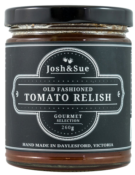 Josh & Sue Old Fashioned Tomato Relish