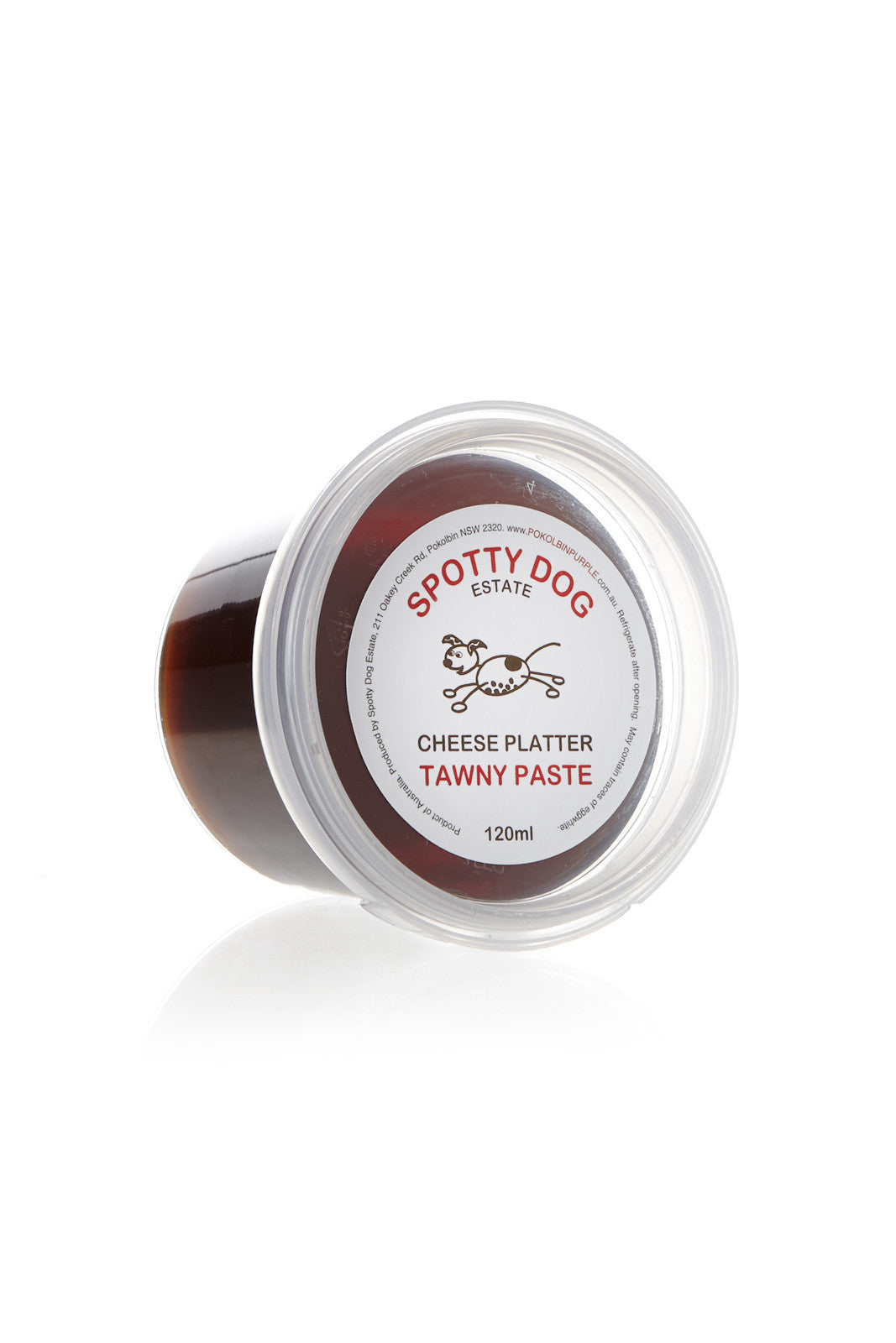 Spotty Dog Estate Tawny (Port) Paste