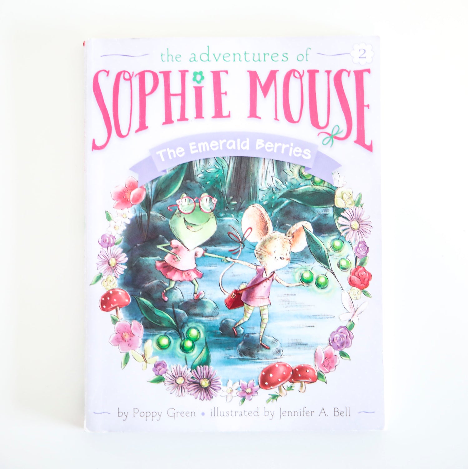 THE ADVENTURES OF SOPHIE MOUSE: THE EMERALD BERRIES