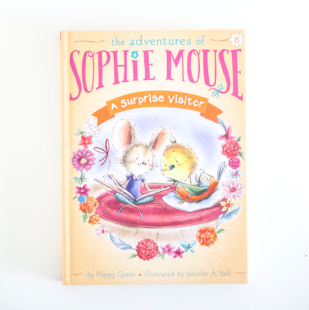 THE ADVENTURES OF SOPHIE MOUSE: A SURPRISE VISITOR
