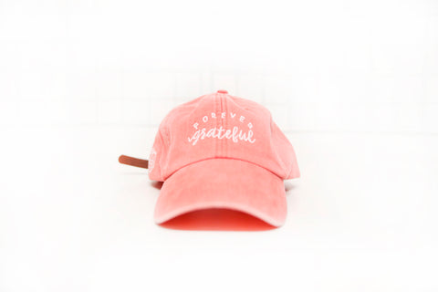 Forever Grateful Hat {Adult}