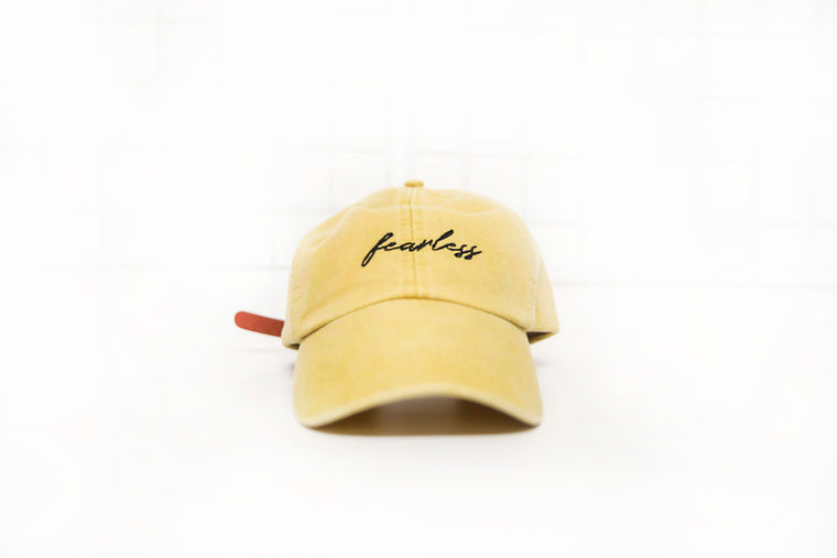 Fearless Hat {Adult}