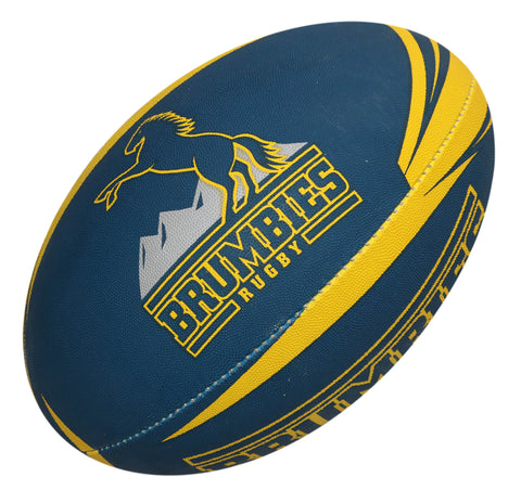 Super Rugby Team Supporter Ball