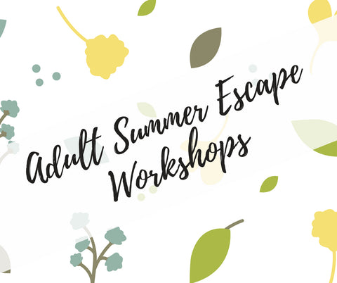 Parents escape Summer Workshops