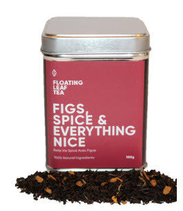 Floating Leaf Tea - Figs Spice and Everything Nice