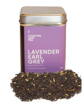 Floating Leaf Tea - Lavender Earl Grey