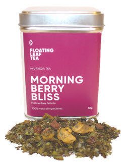 Floating Leaf Tea - Morning Berry Bliss