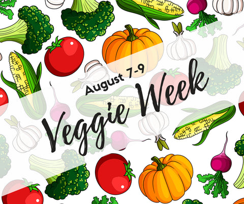 Cluinary Kids Summer Workshops - Veggie Week!