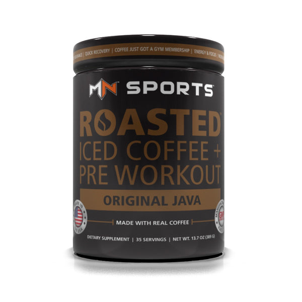 Roasted Pre Workout Two Tub Bundle (Original Java & Vanilla Latte) - MN Sports - 3