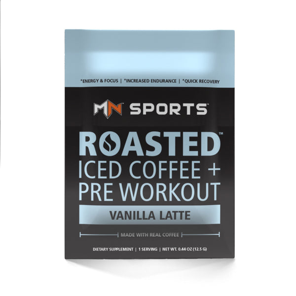 Roasted Pre Workout Single Serving Combo Pack - MN Sports - 2
