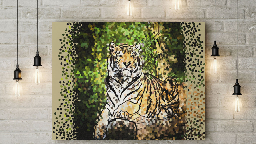 Mo's Chateau Designs - Inspiration for Pixel Tiger